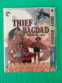 巴格达大盗 CC标准版 DVD-9