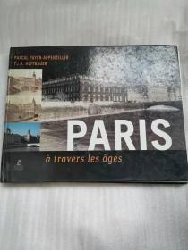 PARIS   (横开 画册)