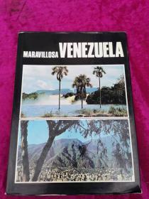 maravillosa venezuela     委内瑞拉 精装