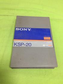 日本原装SONY录像带KSP-20  [以图片为准]