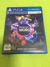 WORLDS进入5 个独特的游戏世界中英文合版【VCD】一张   [以图为准]