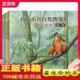 我的小小自然博物馆 地球家园(全8册) (美)凯瑟琳·希尔 少儿科普 少儿 中国纺织出版社