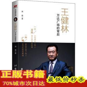 王健林 万达广场的背后 周璇 管理实务 经管、励志 台海出版社