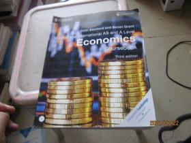 Cambridge International AS and A Level Economics Coursebook Third edition 附光盘