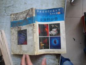 中西医诊疗方法丛书:皮肤科分册