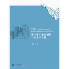 中国中小企业创新与企业家精神