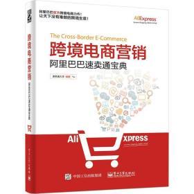 正版书  跨境电商营销速卖通大学电子工业出版社 全新书籍