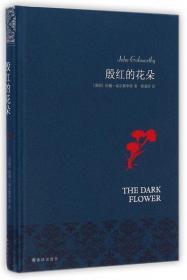 殷红的花朵 诺贝尔文学奖得主约翰·高尔斯华绥作品 外国现代当代文学 译文出版
