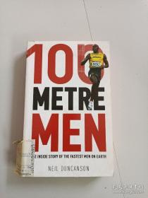 100METRE MEN:THE INSIDE STORY OF THE FASTEST MEN ON EARTH(100米男子:地球上最快男子的内幕故事)