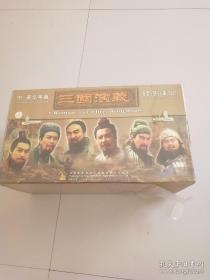 古典名著 历史巨片 :三国演义 全套5部84集 58片 VCD