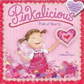 Pinkalicious: Pink of Hearts[粉红情缘:粉色心]