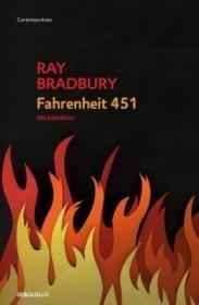 预订 Fahrenheit 451 华氏451度,雷·布拉德伯里作品,西班牙文? 9781644730539