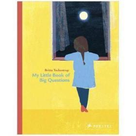 【预订】【PRESTEL出版】My Little Book of Big Questions 我的问题大全 英文艺术绘本