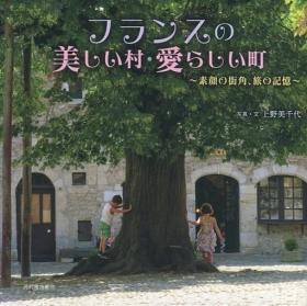 上野美千代摄影集「フランスの美しい村?愛らしい町~素顔の街角、旅の記憶~」 法国美丽的村庄 旅游指南