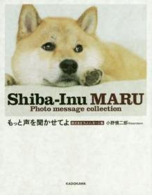 小野慎二郎 柴犬 写真 护理书