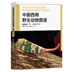 中国西南野生动物图谱,昆虫卷.下