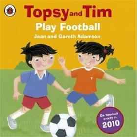 PlayFootball托普西和蒂姆系列:踢足球