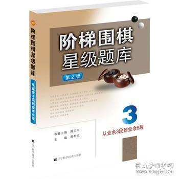 阶梯围棋星级题库:从业余3段到业余6段