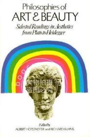 预售 英文预定 Philosophies of Art and Beauty: Selec