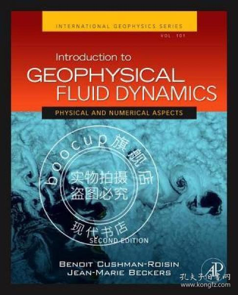 Introduction to Geophysical Fluid Dynamics, 2nd Edition:Physical and Numerical Aspects