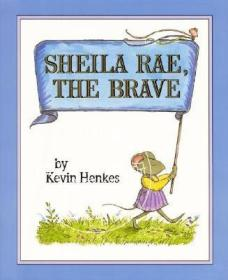 预售 英文预定 Sheila Rae  the Brave