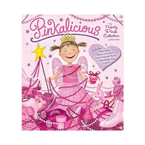 Pinkalicious: The Perfectly Pink Collection