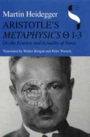 Aristotle's Metaphysics th  1-3:On the Essence and Actuality of Force (Studies in Continental Thought)