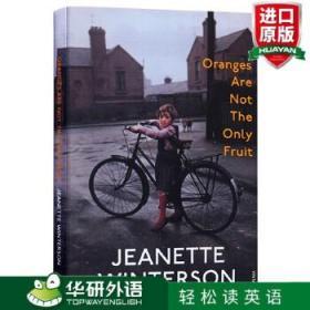 橘子不是唯一的水果 英文原版 Oranges Are Not The Only Fruit 女性主义 BBC剧集原著 英文版半自传体小说书 进口原版英语书籍
