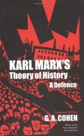 [全新进口原版现货]卡尔·马克思的历史理论:一种辩护Karl Marx's Theory of History: A Defence (Expanded)9780691070681