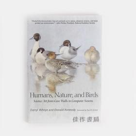 Humans  Nature  And Birds人类,自然和鸟类