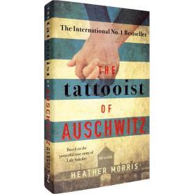 现货英文原版The Tattooist of Auschwitz奥斯维辛的纹身师