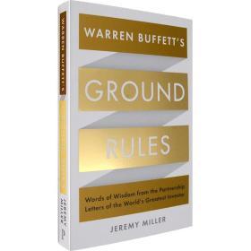 现货Warren Buffett's Ground Rules巴菲特致股东的信投资原则篇