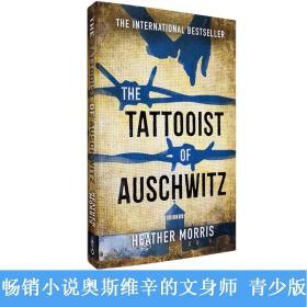 现货英文青少版The Tattooist of Auschwitz奥斯维辛的纹身师