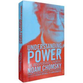 现货英文原版Understanding Power理解权力诺姆·乔姆斯基