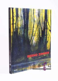 Bernd Zimmer: Everything Flows. Painting 贝恩德·齐默尔