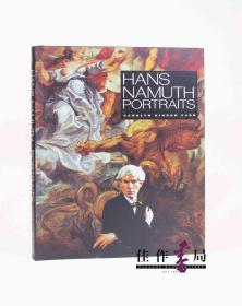 Hans Namuth Portraits 汉斯·纳马思肖像