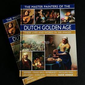 现货 500件荷兰黄金时代绘画大师 The dutch golden age 古典油画