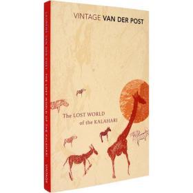 现货英文版Lost World Of Kalahari卡拉哈里沙漠的失落世界