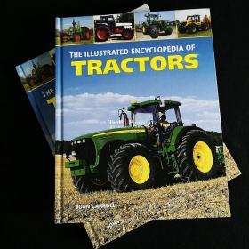 现货拖拉机的百科全书The Illustrated Encyclopedia Of Tractors