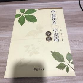 中药饮片、中成药图鉴9787507742640