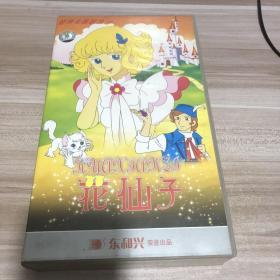 花仙子 VCD 光盘25张