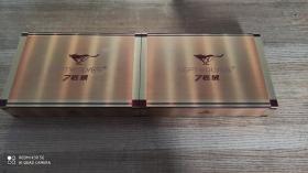 七匹狼香烟盒(外包装盒)【一对合售】