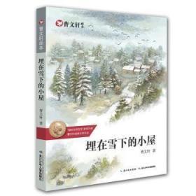 RT-bs正版 埋在雪下的小屋曹文轩长江少年儿童出版社书籍启始天晟图书专营店