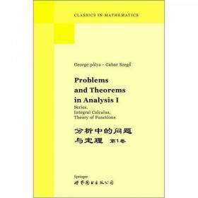 分析中的问题与定理(第1卷)