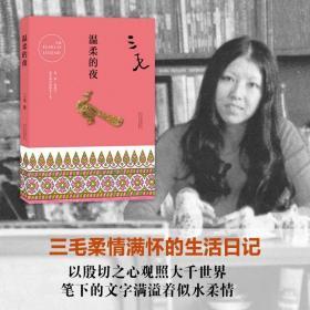 三毛全集温柔的夜 三毛经典文学作品 散文随笔 小说 中国现当代名