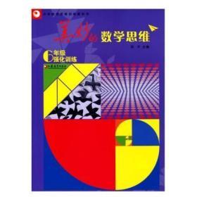 美妙的数学思维 小学生6年级强化训练 小学数学思维训练教科书 六