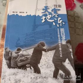 在那天寒地冻的日子里 2008年黔东南州抗雪凝大写真