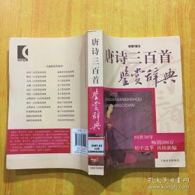 文通版 唐诗三百首鉴赏辞典
