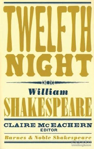 Twelfth Night (Barnes & Noble Shakespeare)