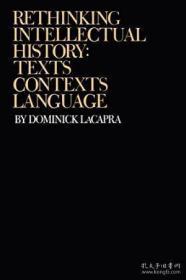 Rethinking Intellectual History